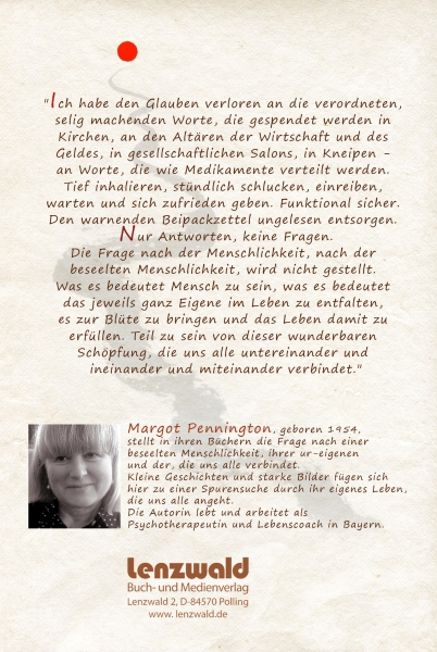 Spurensuche - Backcover